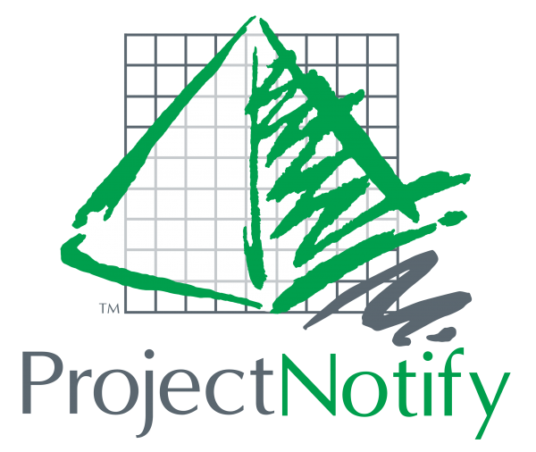 ProjectNotify logo
