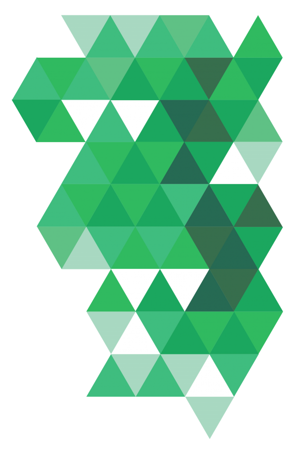 ProjectMatrix_triangles_green